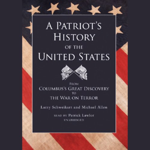 A Patriot's History of the United States  Audiolibri