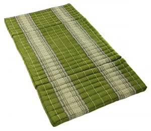 matelas thai pliable pouf capoc coton xl shark beach 190x110x8cm thai 39. Black Bedroom Furniture Sets. Home Design Ideas