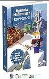 agenda scolaire minecraft 2019-2020