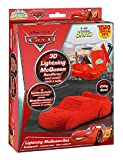 Craze 54759 - Sabbia magica, Disney Cars Lightning McQueen, accessori inclusi, 200 g, colore: Rosso