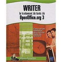 Writer : le traitement de texte de OpenOffice.org 3