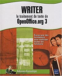 Writer : le traitement de texte de OpenOffice.org 3