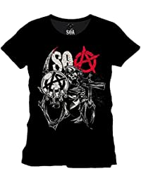 Sons of anarchy t-shirt sOA death is coming