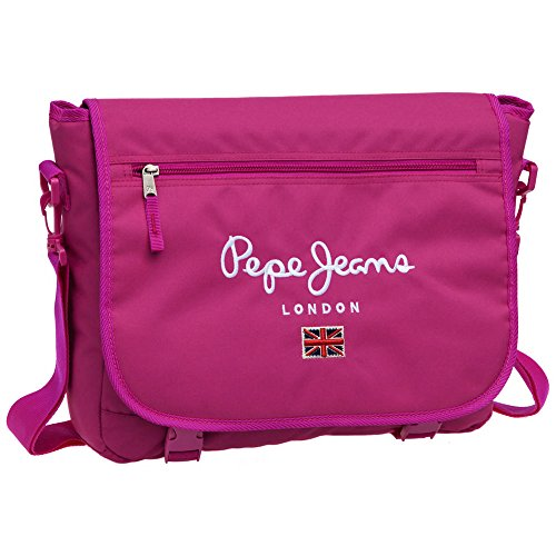 Sac besace rose Pepe Jeans pour fille