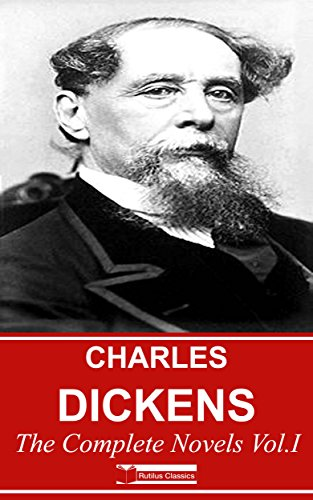 Charles Dickens: The Complete Novels Vol. I (Illustrated) - 5 Novels + 5 AudioBooks.