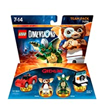 Pack Equipe Gremlins (Gizmo & Stripe) - Lego Dimensions
