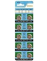 Act 10 X AG13 LR44 Button Cells Batteries A76 L1154 SR44 G13 357 1.5V
