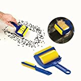 #9: Panzl Washable & Reusable Sticky Buddy Lint Cleaning Roller Brush