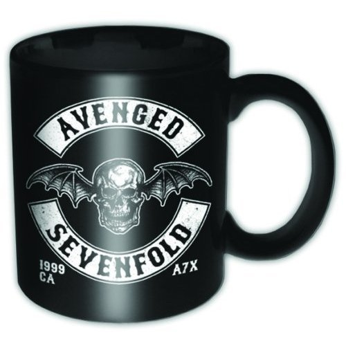 Avenged Sevenfold Deathbat Mug