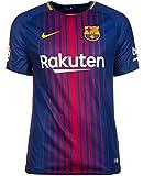 Trikot Herren Nike FC Barcelona 2017-2018 Home - Messi 10 (L) - 2