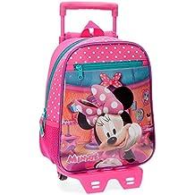 Minnie Smile Zainetto per bambini, 28 cm, 6.44 liters, Rosa