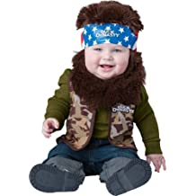 Duck Dynasty Willie USA Baby Jungen Halloween Fasching Karneval Kostüm 86-92