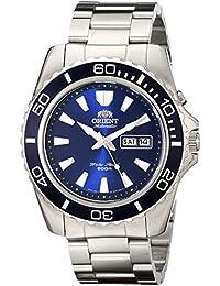 Azul Oriente Hombres Mako reloj de buceo automático CEM75002D
