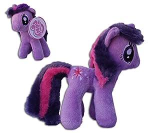 Twilight Sparkle Mon petit poney Violet 40cm Peluche grande TV Serie My Little Cheval Pony Unicornio