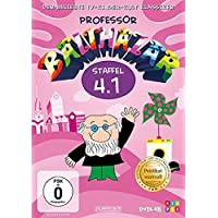 Professor Balthazar - Staffel 4.1 (Folge 1-10)