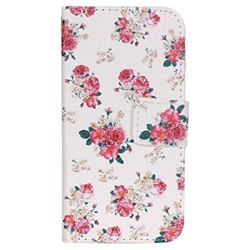 Hülle für iPhone 7 plus , Schutzhülle Für iPhone 7 Plus Malerei Blue Butterfly Pattern Horizontale Flip Leder Tasche mit Halter & Card Slots & Wallet ,hülle für iPhone 7 plus , case for iphone 7 plus  IP7P0020V