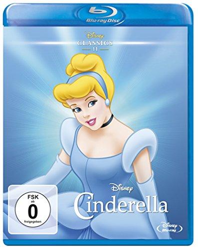 Cinderella - Disney Classics [Blu-ray]