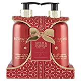 Baylis & Harding Midnight Fig and Pomegranate Hand Wash and Hand Lotion Gift Set