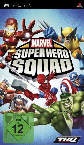 Marvel Super Hero Squad (Psp Spiele Marvel)