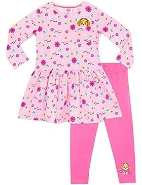 Paw Patrol Mädchen Paw Patrol Kleid und Leggings