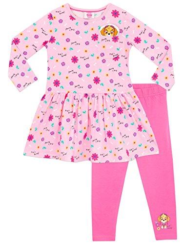 Paw Patrol Mädchen Kleid und Leggings 116 -