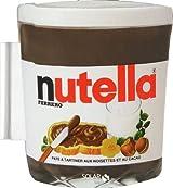 NUTELLA - LE POT, FORME DECOUPEE