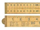 Zollstock Rsr073p Sybren Holz Zollstock 1m/39in rst073p