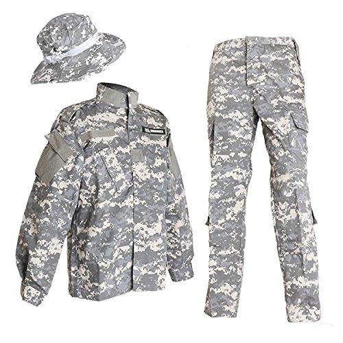 ACU Tarnung Kampfanzug BDU boonie Hut auf und ab und setzen Milit?r Sabage XS (Japan-Import) (Boonie Hut Acu)