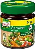 Knorr Gemüse Bouillon 6 Liter Glas