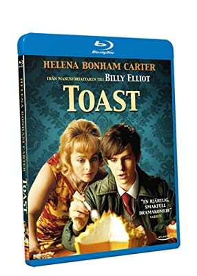 Toast [Blu-ray] [Schwedischer Import]