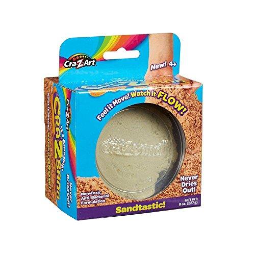Cra-Z-Sand 8 Unzen Nachfüllpack - Sandtastic (Versand aus UK)