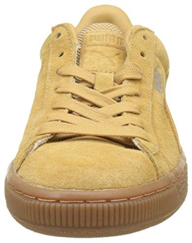 Puma Basket Classic Weatherproof, Sneakers Basses Mixte Adulte Beige (Taffy-taffy)