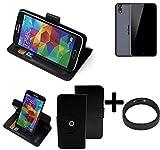 TOP SET: 360° Schutz Hülle Smartphone Tasche für Ulefone