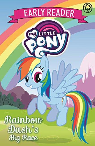 Rainbow Dash's big race!