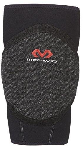 Mcdavid Handball Knieschützer 671, Black, XL