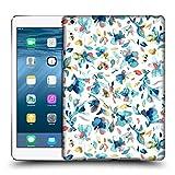 Head Case Designs Offizielle Ninola Blumiger Hibiscus Botanisch 2 Ruckseite Hülle für iPad Air (2013)