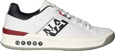 Napapijri shoes NP0A4FK9 Sneakers Basse Uomo Bianco 43