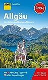 ADAC Reiseführer Allgäu: Der Kompakte mit den ADAC Top Tipps und cleveren Klappkarten
