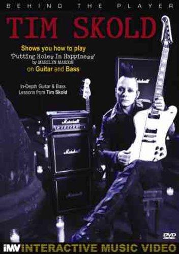 Preisvergleich Produktbild Behind the Player -- Tim Skold (DVD) [UK Import]