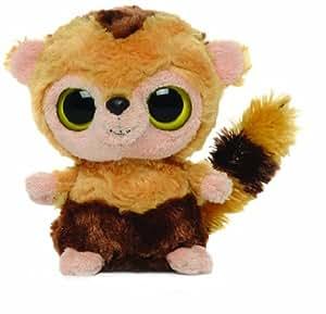 YooHoo & Friends Plüschtier Kapuziner Affe stehend, Kuscheltier ca. 13 cm