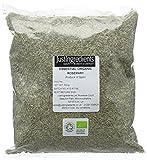 JustIngredients Essentials Organic Rosemary 500 g, Pack of 2