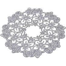 lolly-U Troqueles de Corte DIY Molde de Acero al Carbono Cuchillo Molde Plantilla de