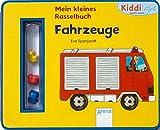 Fahrzeuge: Mein kleines Rasselbuch. Kiddilight