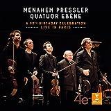 90e Anniversaire de Menahem Pressler / Live Pleyel