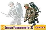 Dragon 500075036 - 1:6 German Flammenwerfer 35