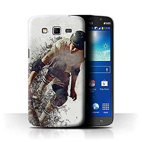 Coque de Stuff4 / Coque pour Samsung Galaxy Mega 5.8