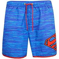 DC Comics Hombre Superman Bañadores de natación Medium