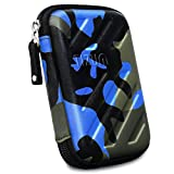 #8: TIZUM External Hard Drive Case for 2.5-Inch Hard Drive, GPS -Premium Edition (Camouflage Blue)