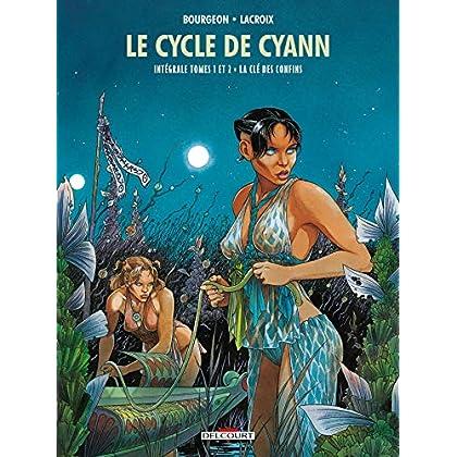 Le Cycle de Cyann - Intégrale T01 et T02 + La Clé des Confins