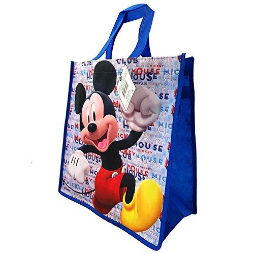Disney: Micky Maus Hop Clubhouse wiederverwendbar Tasche